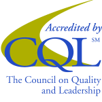 Council on Quality and Leadership Logo